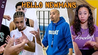 """Jaden's The Best Shooter On THE PLANET!"" Newmans Turn Up For HALLOWEEN! Julian Opens Up To His Dad!"