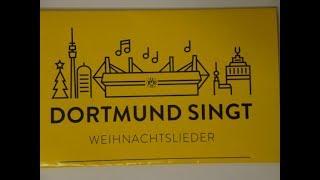 BVB Dortmund Signal Iduna Park mit über 30000 Sänger