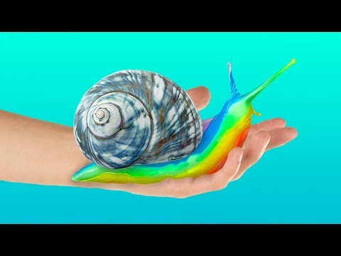 13 UNBELIEVABLE HACKS AND CRAFTS WITH SLIME AND JELLY
