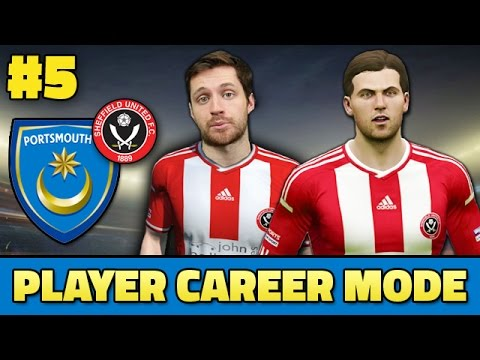 PLAYER CAREER MODE #5 - GOALS, GOALS, GOALS!!! - Fifa 15