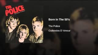 Born In The 50