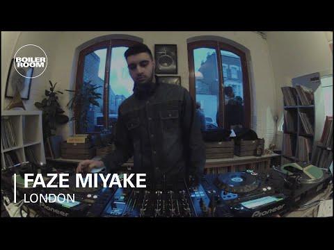 Rinse x Cairo Calling: Faze Miyake Boiler Room London DJ Set