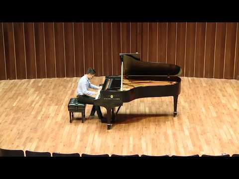 Schubert Impromptu Op. 90 No. 1 in C minor - Evan Chuu