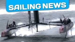 America's Cup: All about the foils / AC72