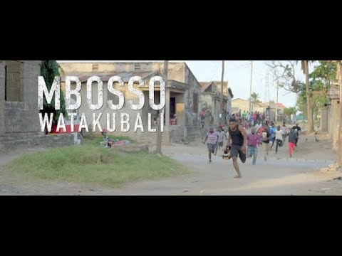 Mbosso-Watakubali (official liveband video)