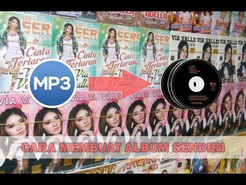 Cara Menggabungkan Mp3 Menjadi Satu / Seperti Album CD