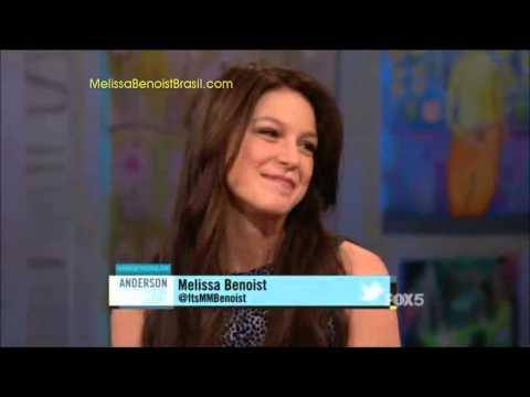 Melissa Benoist apple commercial
