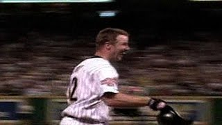 2004 NLCS Gm 5: Kent wins it with a walk-off homer