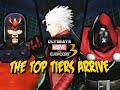 TOP TIERS HAVE ARRIVED: Ultimate Marvel Vs. Capcom 3 - Online Matches