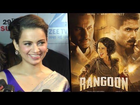 Kangana Ranaut Reacts On The Overwhelming Response For Rangoon
