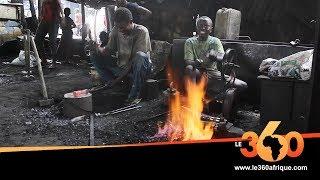 Le360.ma • Reportage: Mali: le calvaire de la chaleur de la forge et le ramadan