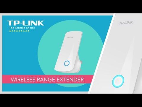 TP-Link Range Extender Introduction Video