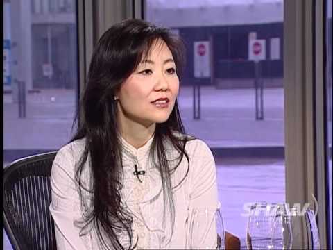 Jeannie Cho Lee on Studio 4 with Host Fanny Kiefer