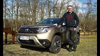 Baixar Új Dacia Duster teszt - SportVerda (Tordai István, Katona Csaba)