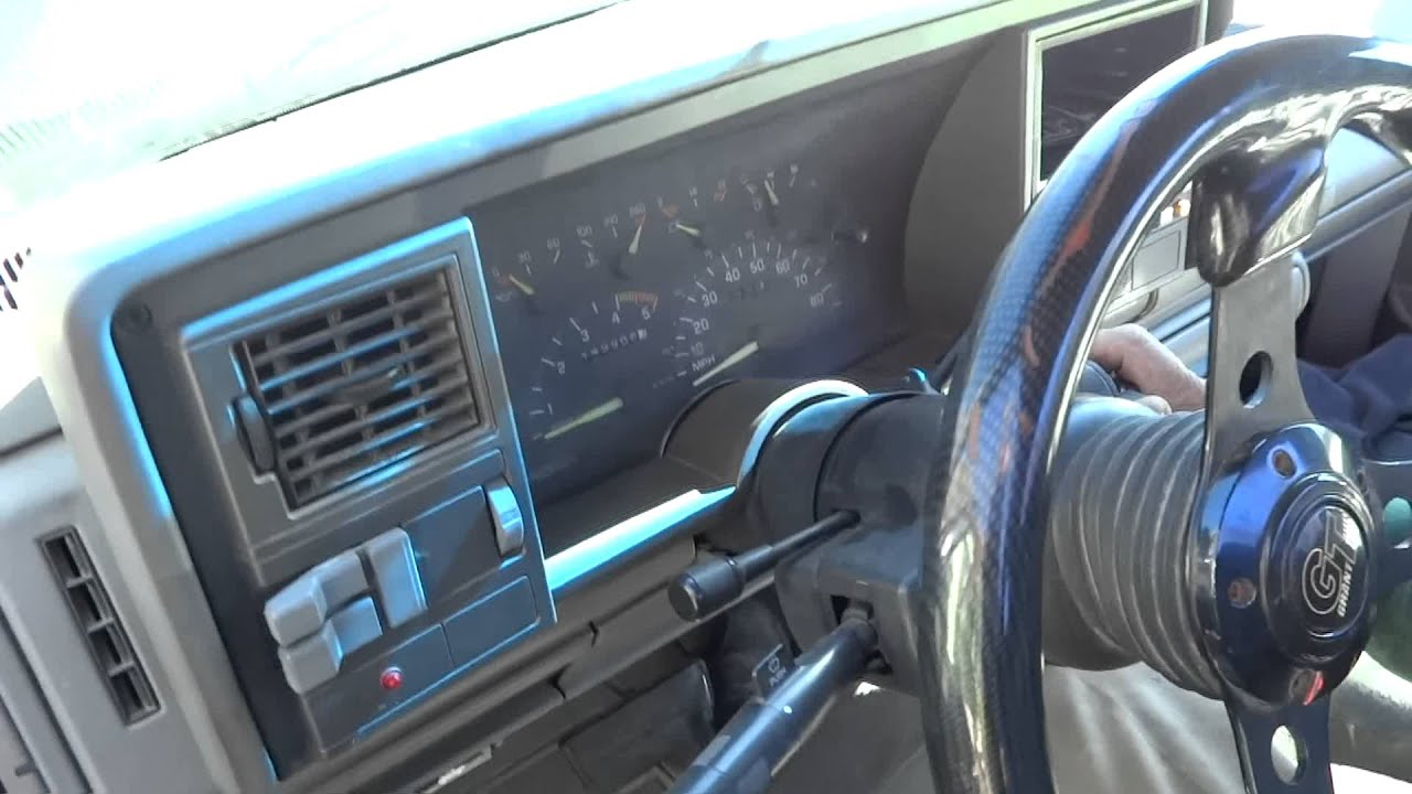 1993 chevy silverado stalling problem HELP PLZ!!!  YouTube