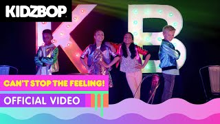 KIDZ BOP Kids – CAN'T STOP THE FEELING! (Official Music Video) [KIDZ BOP 33]