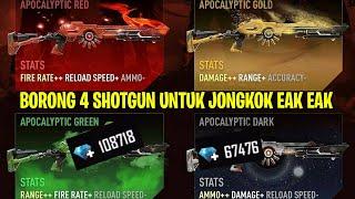 Download lagu DARI SHOTGUN INI AKU SEMAKIN SEMANGAT JONGKOK EAK EAK!!!