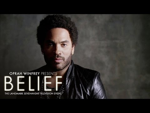 The Overwhelming Spiritual Experience Lenny Kravitz Had As A Child  | Belief | OWN