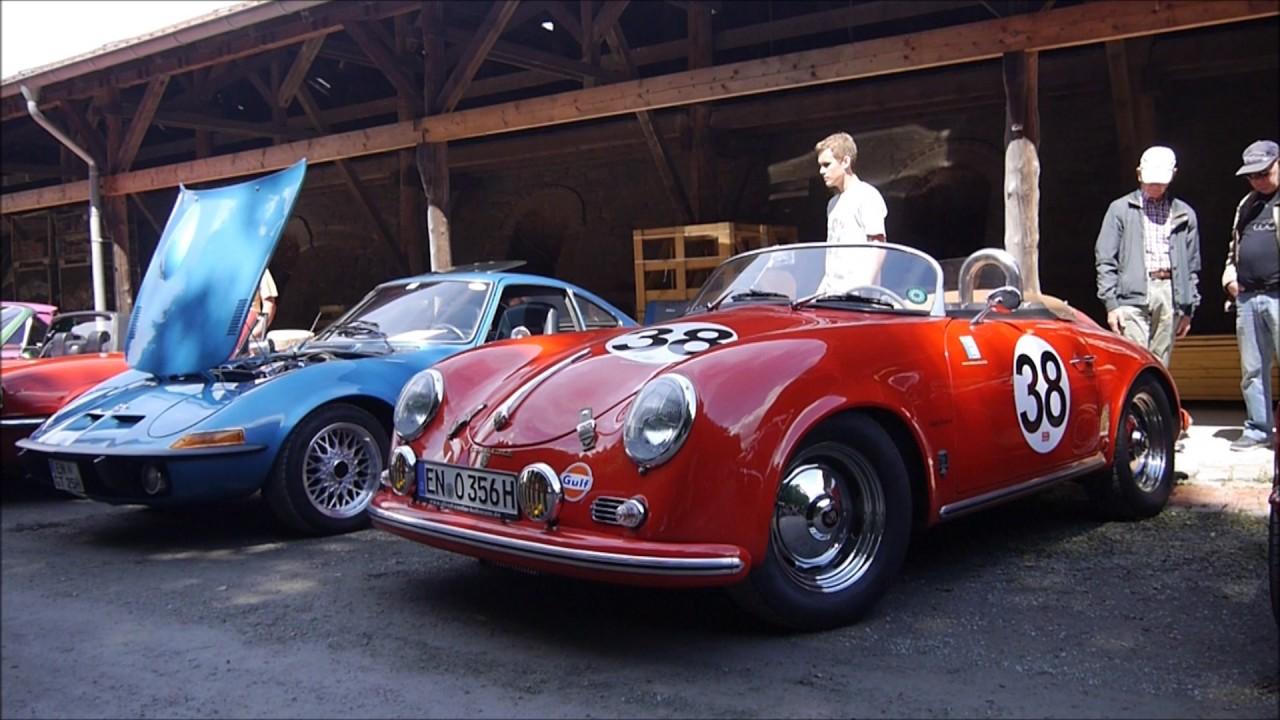 Classic Car Festival Zeche Nachtigall Youtube