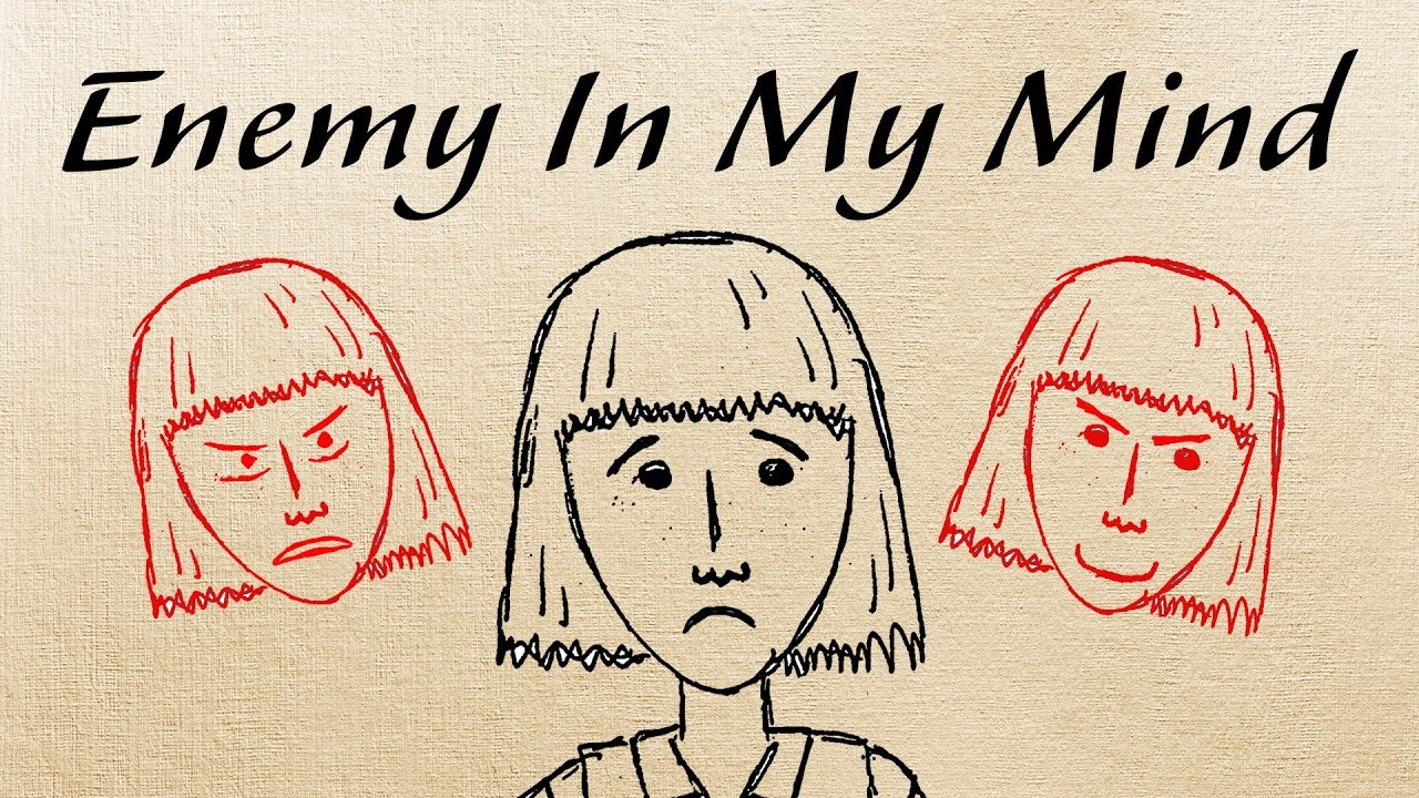 ENEMY IN MY MIND | Short Animation about Eating Disorders