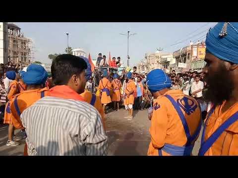 gangapur city ganpati visarjan yatra