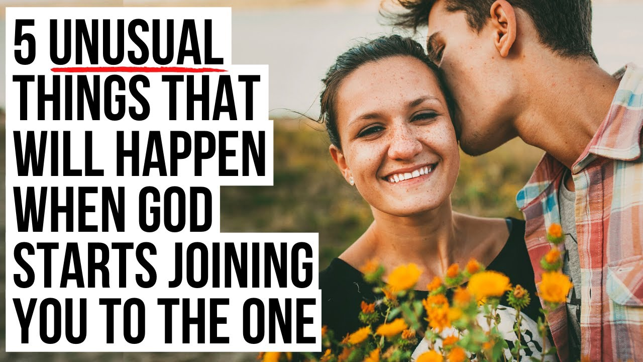 When God Begins Joining You to The One, This WILL Happen . . .