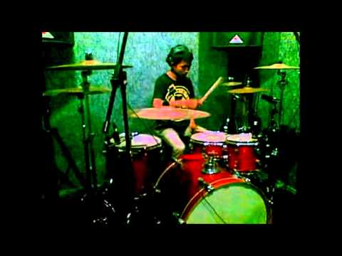 DRUM COVER ALDIKE   WELCOME TO MY PARADISE
