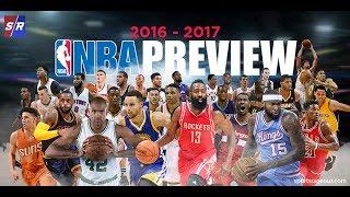 NBA 2016 - 2017 mix