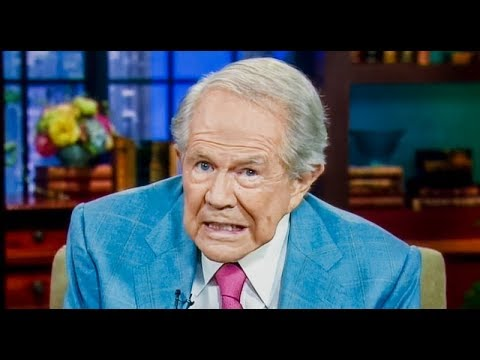 Pat Robertson Thinks Eric Bolling Is Being Framed With D*ck Pics