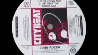 John Rocca - I Want It To Be Real (Farley