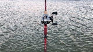 世界最強ロッドで琵琶湖に挑むとどうなるか。