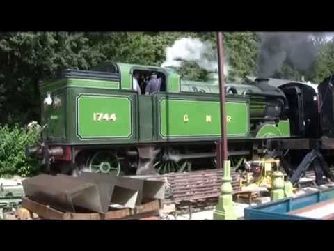 TORNADO Nene Valley Railway 29 08 2015 by shed engineering.