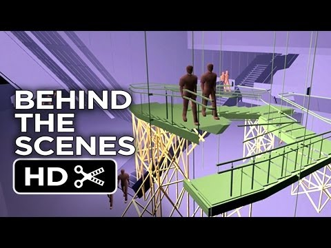 Inception Behind the Scenes - Escher Staircase (2010) Leonardo DiCaprio, Tom Hardy Movie HD