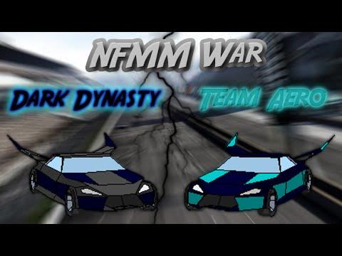 [NFMM War] Dark Dynasty vs Team Aero