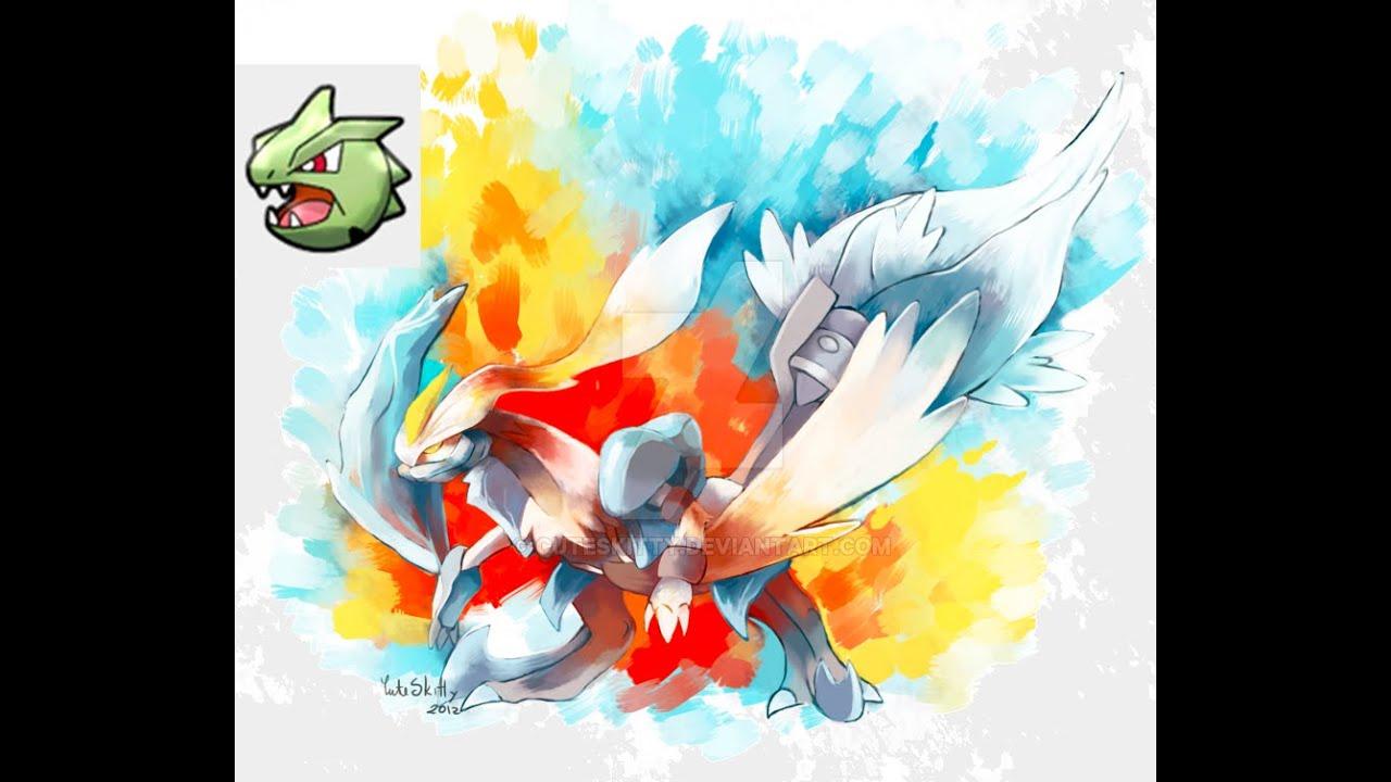 Pok mon shuffle kyurem blanc sans objet avec m ga - Pokemon kyurem blanc ...