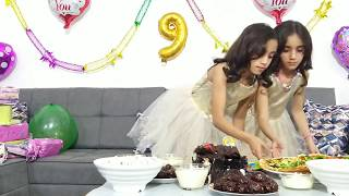 حفلة عيد ميلاد مسك !!🎂 ! happy birthday party