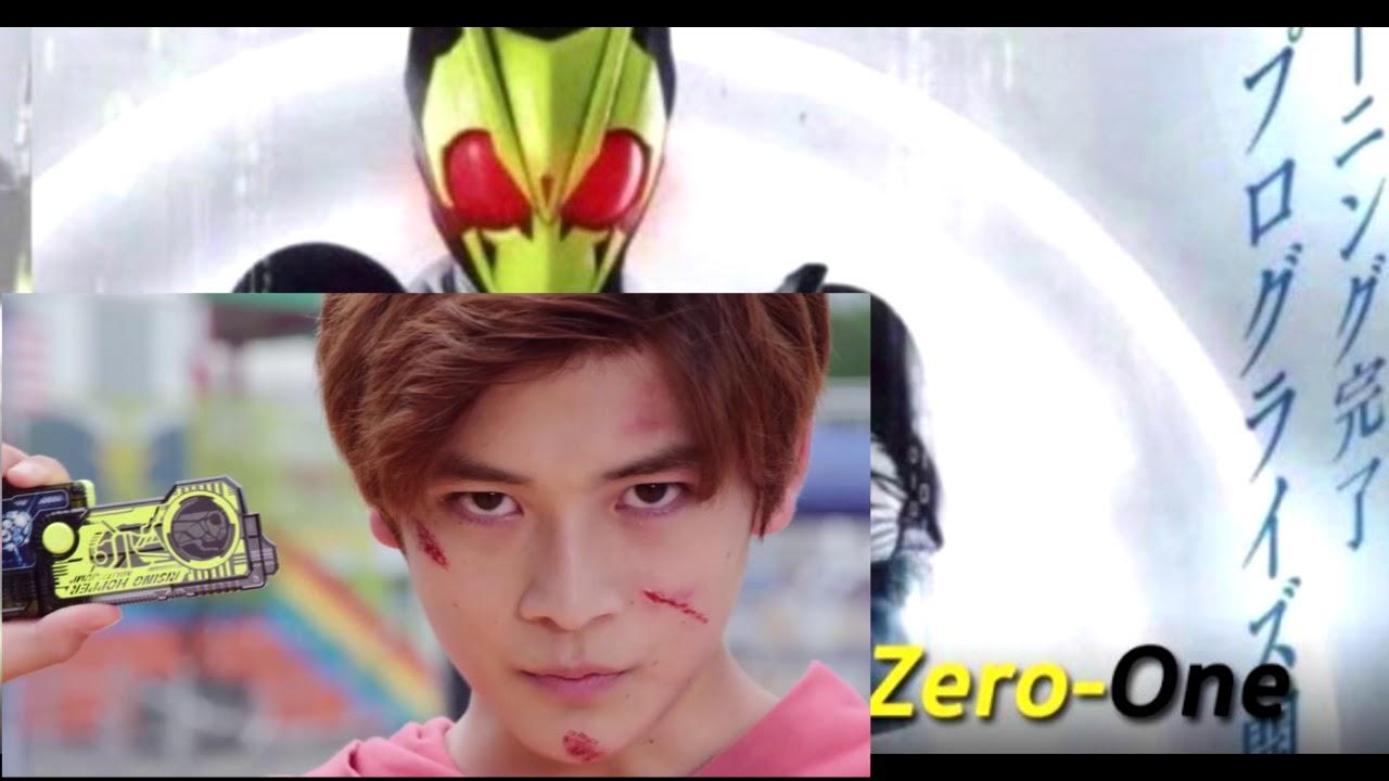 KamenriderZero one Henshin And Finisher