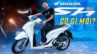 Honda SH 2020 tại Việt Nam: giá từ 71 triệu đồng có gì mới?