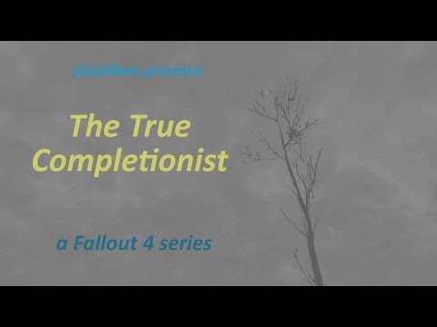 The True Completionist Fallout 4 Challenge -- episode 11 -- It's My Rubbish!