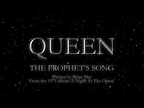 Queen - The Prophets Song (Official Lyric Video) mp3