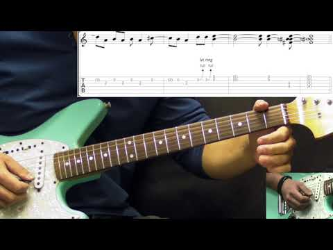 Alice In Chains - No Excuses - Alternative Rock Guitar Lesson (w/Tabs)
