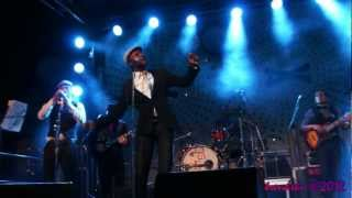 Aloe Blacc - Green Lights (LIVE @ Transmission LA: AV Club - MOCA) 5/4/12