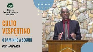 Culto Vespertino (10/05/2020) - Igreja Presbiteriana Itatiaia