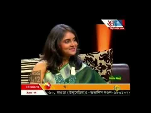 Arnob Debalina Pantho Buno on Kolkata Culture covered by 24 Ghanta