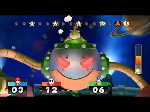 128 Up S Game Music List 184 Mario Party 9 Bowser Jr S Mad Bowser Jr Phase 2