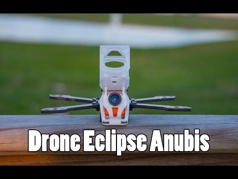 Livestream //  Drone Eclipse Anubis