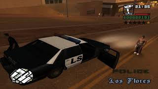 Former World Record  Gta:sa Any% Mdvmmw/ce  What?  Speedrun In 3:43:08