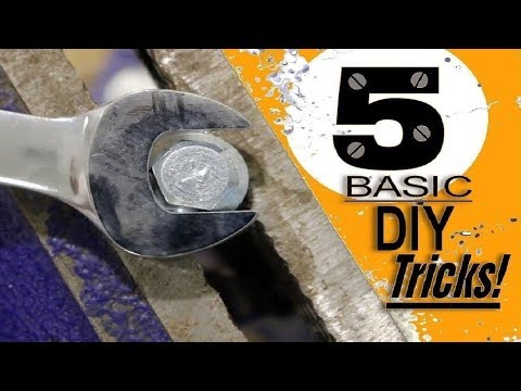 The 5 BEST DIY Tricks EVER! | GOT2LEARN