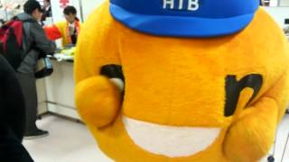 2013年4/24(水)@藤崎 北海道展にてやってもらいました。思わず『ヤスケン!!』と叫んだ水曜どうでしょう藩士はいたのでしょうか?