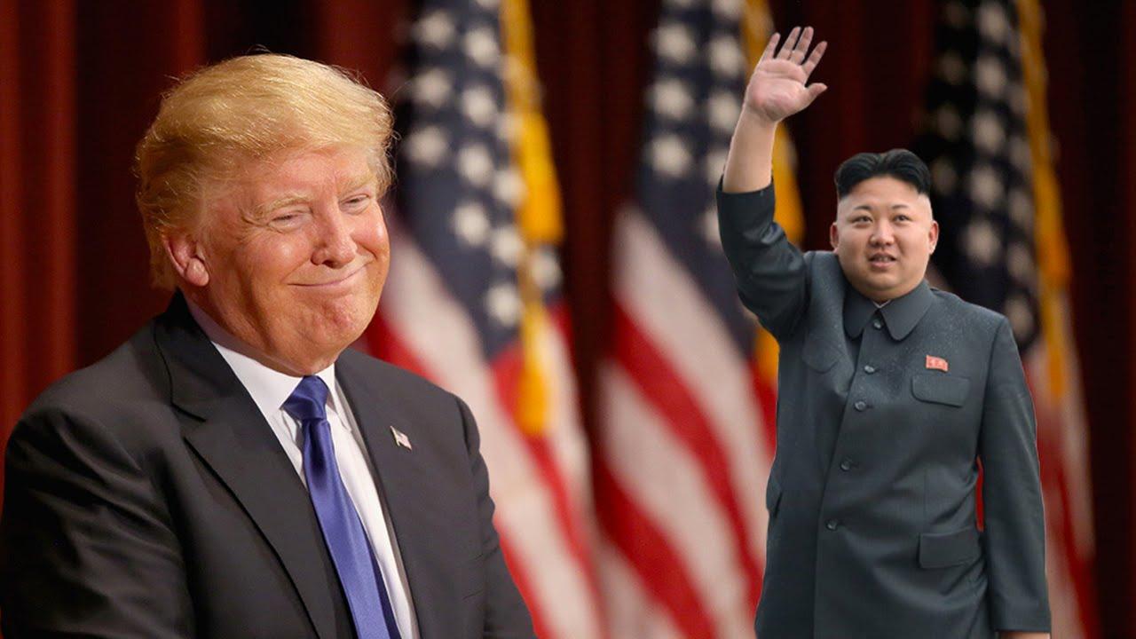 Trump rencontre kim jong un
